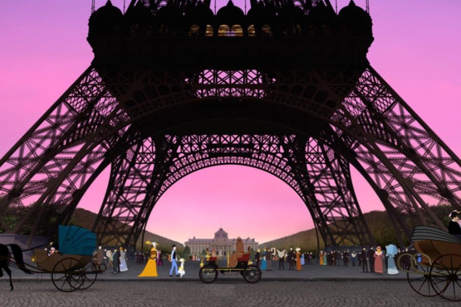 DILILI A PARIGI 2 - CINECOACHING © Paola-Nosari-Money-Mentor-business-strategist-2019