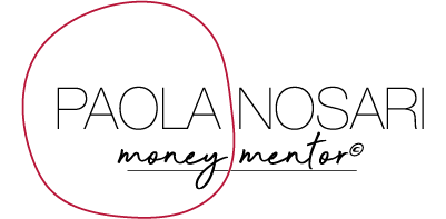 Logo Rosso Paola Nosari © Paola-Nosari-Money-Mentor-Business-Strategist-2020