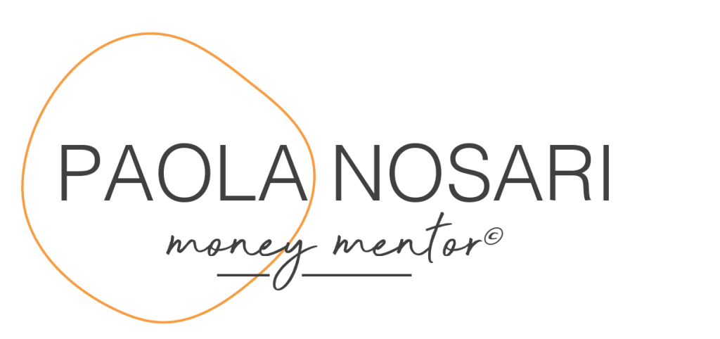 Logo Giallo Paola Nosari © Paola-Nosari-Money-Mentor-Business-Strategist-2020