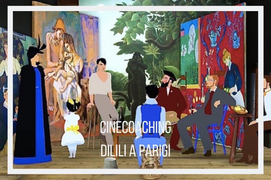 CINECOACHING – DILILI A PARIGI